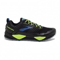 BROOKS - CASCADIA 13 BLACK NIGHTLIFE - MEN