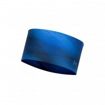 BUFF - COOLNET UV+ HEADBAND SPIRAL BLUE