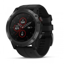 GARMIN - FENIX 5X PLUS ZAFIRO BLACK
