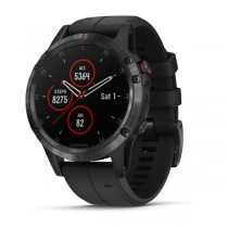 GARMIN - FENIX 5 PLUS ZAFIRO BLACK