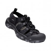 KEEN - NEWPORT H M  BLACK-SWIRL - MEN