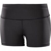 SALOMON - AGILE SHORT TIGHT W BLACK - WOMEN