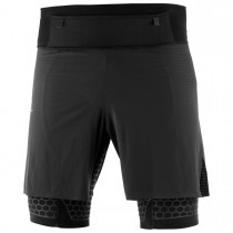 SALOMON - EXO TWINSKIN SHORT M BLACK - MEN